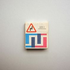 A Life in Matches ● #print #design #matches