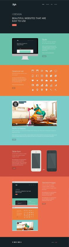 Slyde #website