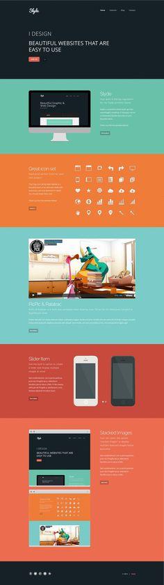 | Web design #website #web #webdesign #layout #colour