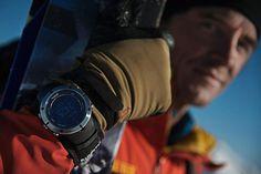 Suunto Ambit2 Black (HR) GPS Watch #tech #flow #gadget #gift #ideas #cool