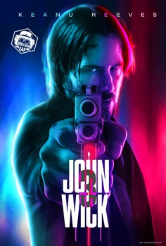 John Wick 3 Poster by Bryanzap