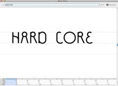 Novo Typo #novotypo #typedesign #typeface #typography