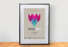 MADINSPAIN - wesemua #logo #brandmark #poster