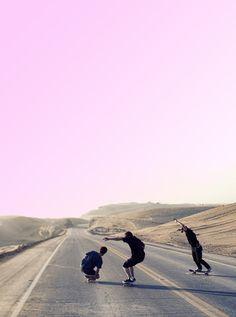 Downhill #skating #dowhill