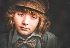 Fine Art Children's Portraits by Brandy Mace