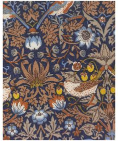 Strawberry Thief Classic Tana Lawn #liberty #london #of #textile #traditional