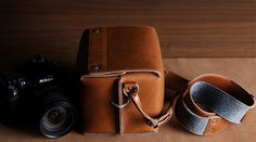 Box Camera Bag By Hard Graft #gadget