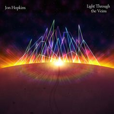 Light Through the Veins Remix by Jonathan Hasson #album #veins #insides #hopkins #jon #through #the #cover #artwork #art #light