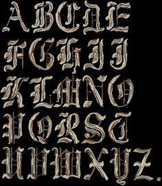 Henry Hargreaves #bacon #alphabet