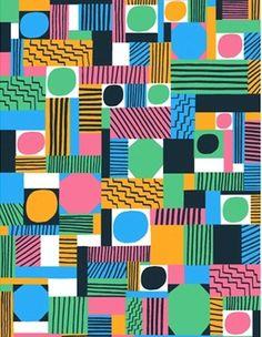 Marcus Oakley #marcus #pattern #oakley #geometric