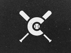 Dribbble - C by Jake Dugard #logo