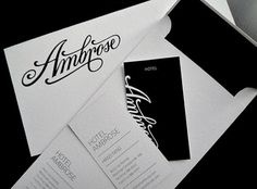 Onestep Creative - The Blog of Josh McDonald » Ambrose Hotel by Miklos Kiss