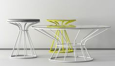 2012 Sirio Tables Furniture #interior #design #decor #home #furniture #architecture