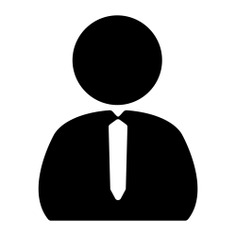 See more icon inspiration related to male, businessman, user, man, tie, person, people, business and filled on Flaticon.