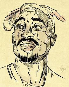 nøt too bad. - Happy 41st Birthday Tupac! Sorry I'm a day late! ...