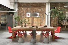 dining area, Barcelona / The Room Studio