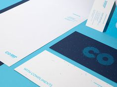 Cosmos Ocean Branding | | Luminous Design Group