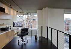 Hidden Home Office Designs #office #desk #home #workspace