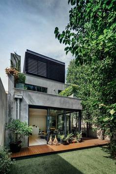 Armadale Penthouse, Pleysier Perkins Architects