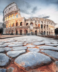 #ig_rome: Beautiful Cityscapes of Rome by Valerio Benincasa