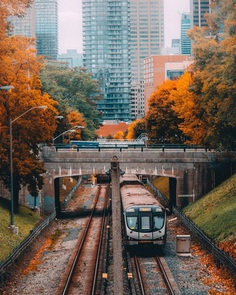 Moody Street Photos of Toronto by Aaron Charles