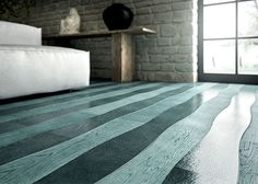Wave by Cora Parquet - #floor, #wood