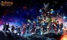 Avengers Infinity War Cool Hd Wallpapers – WallpapersBae