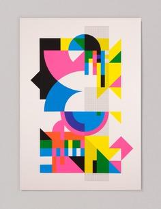 grid #4 - printmakingmoneygang