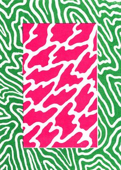 Dominic Kesterton #pattern