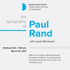 Type study: Typographic hierarchy « The Typekit Blog