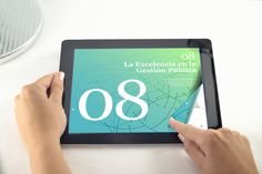 Memoria Spri 2011 #ipad #interaction #design #graphic