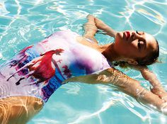 [Photography by Rhys Frampton] Campaign by The One Off #off #the #photography #swim #one