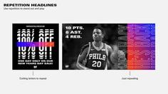 Basketball Forever. Rebrand on Behance