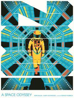 2001: A Space Odyssey - Matt Chase