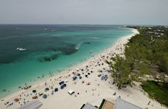 Cabbage Beach, Bahamas by Aaron Headly #inspiration #photography #travel