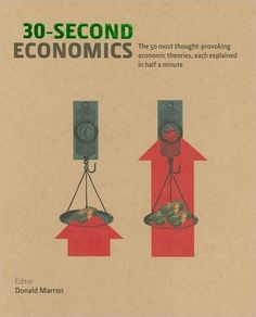 BARNES & NOBLE | 30-Second Economics by Emma Long, Sterling | Hardcover #book