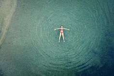 Before we begin on the Behance Network #swimming #photography #water #woman