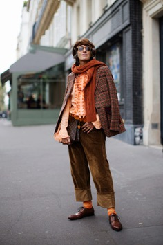 Boulevard Beaumarchais, Paris | The Sartorialist