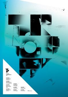 TrouwAmsterdam on the Behance Network #poster