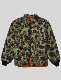 vintagexlife:Duck Camo Down Jacket