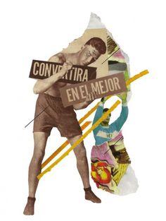 MIRADA LINDA #tomas #salazar #mejor #el #illustration #collage