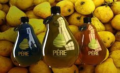 Pére Juice (Identity Design) on the Behance Network #branding #packaging #pinto #mobile #pre #juice #craig
