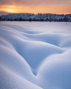 Photographer Arbo Rae Captures The Beauty of Estonia in Winter