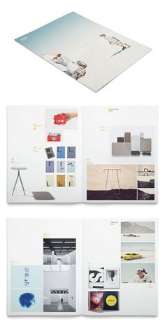 Visuelle Paper: Edition One #minimal