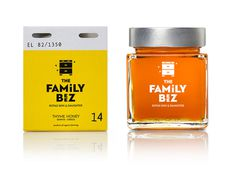 The family beez, honey of limited production | mousegraphics