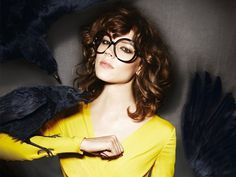 listras #beha #ford #erichsen #yellow #freja #tom #eyewear