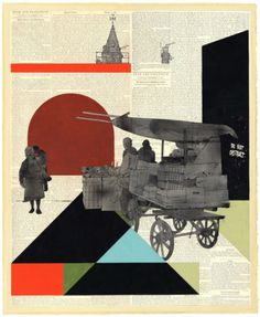 Evan Hecox « PICDIT #painting #paper #art