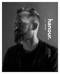 Travis Hanour - Portrait travishanour.com ello