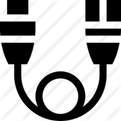 See more icon inspiration related to Tools and utensils, port, cable, usb, connection and technology on Flaticon.