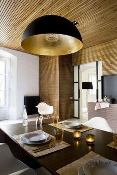 Best Cozy Apartment Interior with Golden Touches Interior Photos #interior #design #decor #home #furniture #architecure